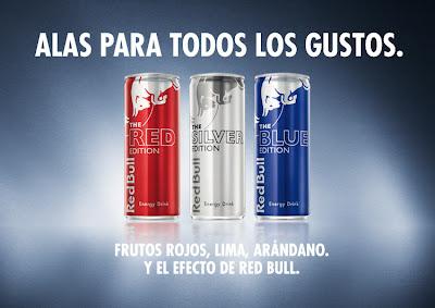 eff14c098af Red Bull ha logrado llegar a casi 100 países de todo el mundo. La marca del  toro rojo