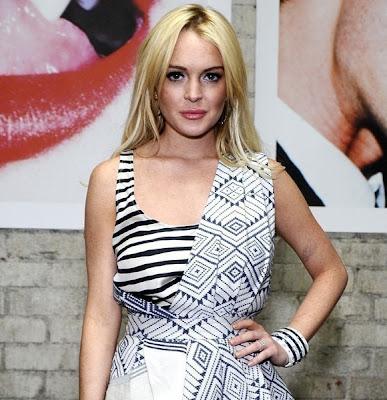 lindsay lohan wins restraining order 2011 Lindsay Lohan Wins Restraining Order Against Man She Exposed as Stalker