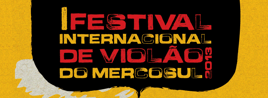 I Festival Internacional de Violão do Mercosul