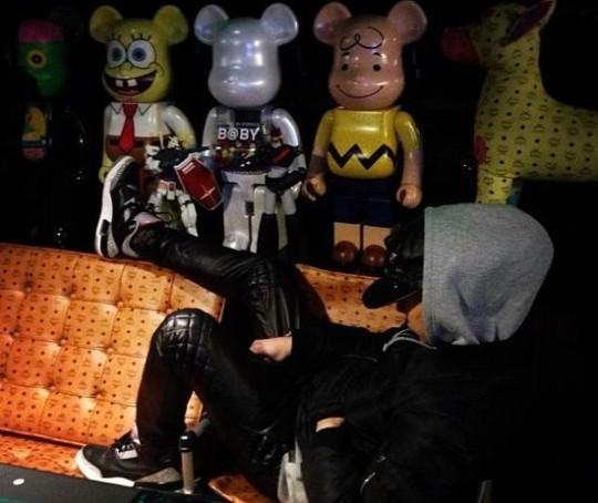 Studio Mewah G-Dragon Big Bang