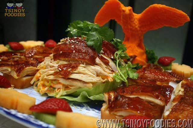 peking chicken salad