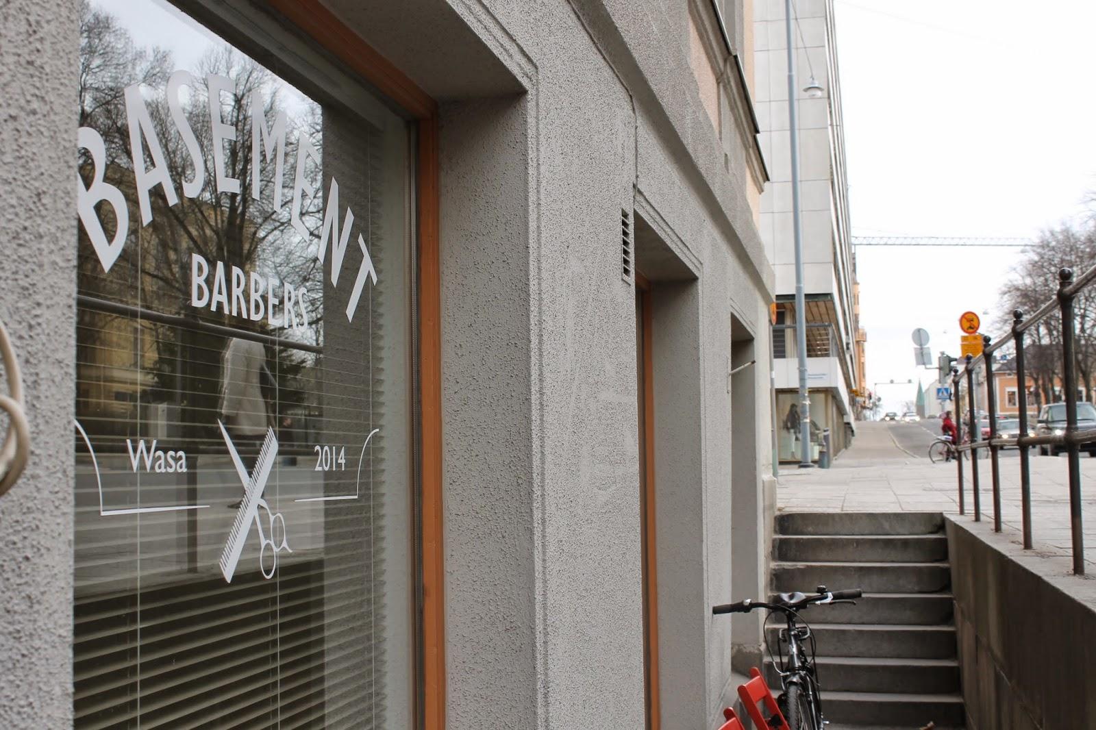 basement barbers
