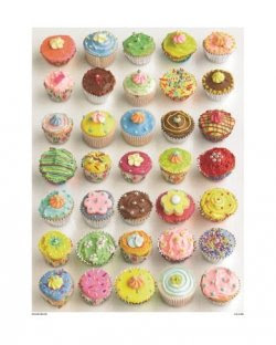 Delicious Birthday Cupcake Ideas
