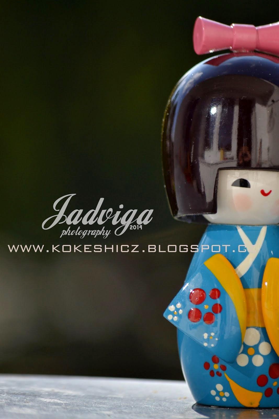 Moje sbírka japonských KOKESHI panenek