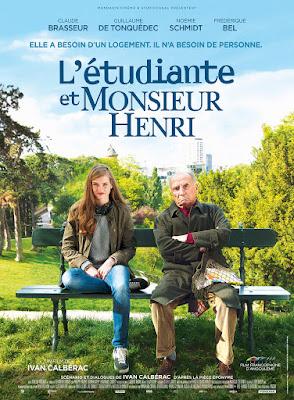 Au cinéma : L'Etudiante et Monsieur Henri
