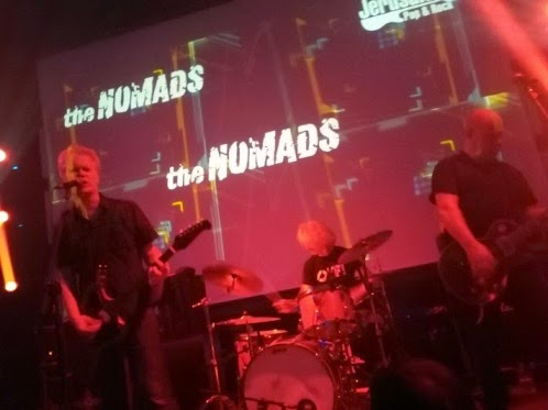 THE NOMADS - CONCIERTO VALENCIA JERUSALEM CLUB 22-11-14 2
