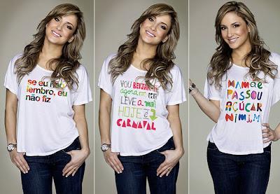 novos modelos camisetas huck