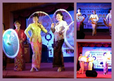 Sayang Dancers Sayang Sayang Nyonya Dancers