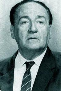 Rostro de Víctor Raúl Haya de la Torre
