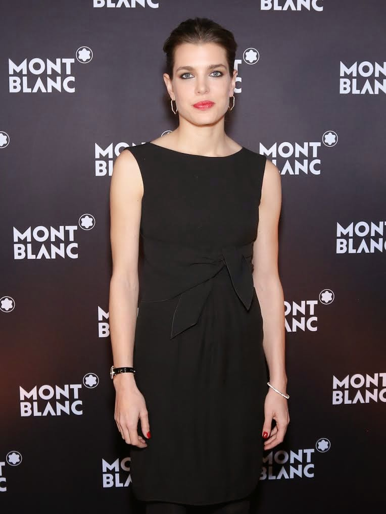 Charlotte Casigrahi is Montblanc's New Global Ambassador!