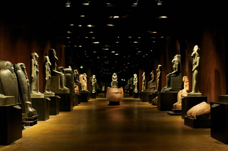 Openart philips lighting illuminazione museo egizio torino