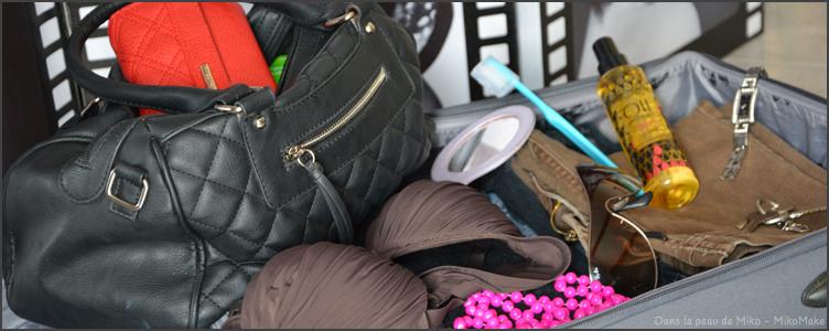Comment bien faire sa valise pour gagner de la place : voyage, vacances