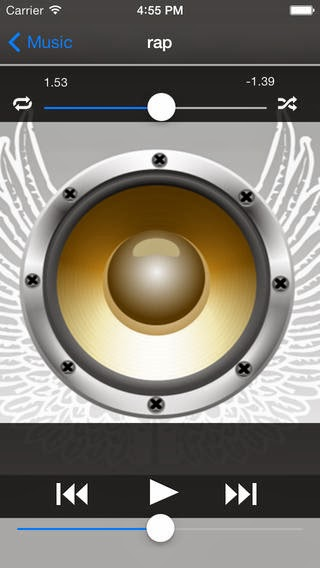Invenio Musica para iPad