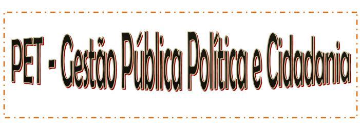 PET- Gestão Pública Política e Cidadania