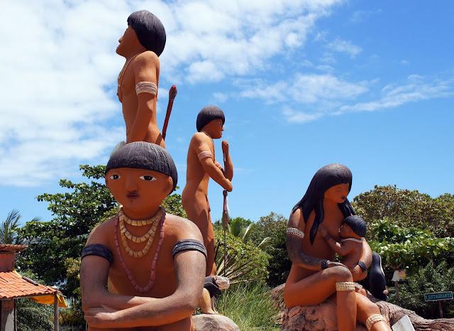 Coroa Vermelha, a primeira missa do Brasil e os índios Pataxó