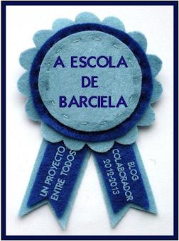 Dende un proxecto entre todos concedéronnos unha medalla.