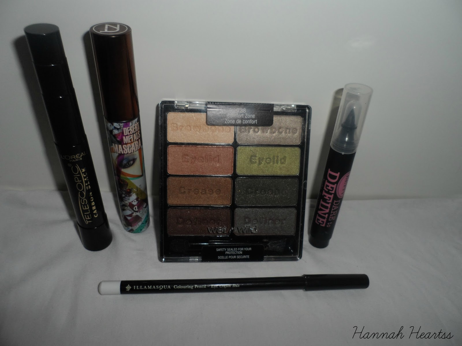 Everyday Eyeshadow Look