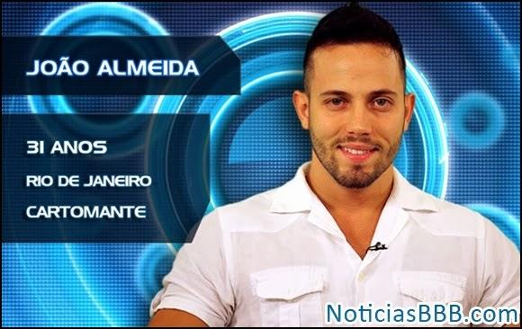João Almeida já sabe quem vai ganhar o BBB14! HAHAHA - Humor!