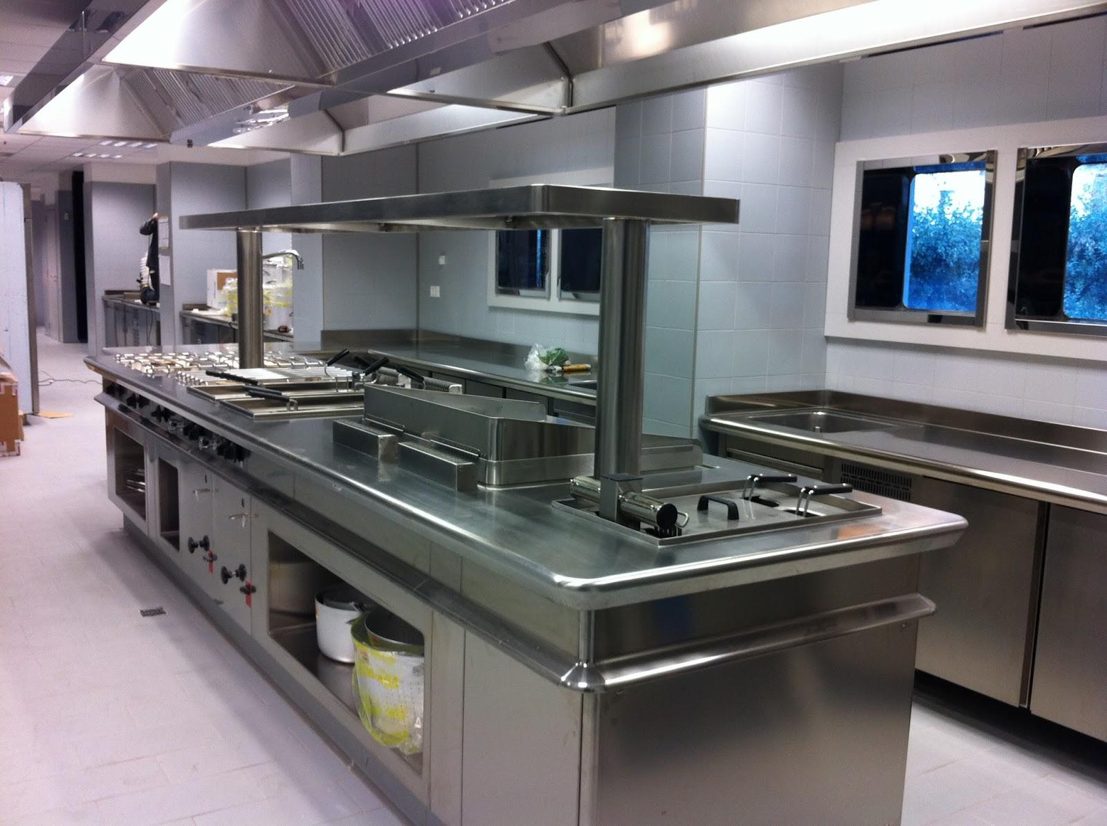 Referenze hygienicline cooking system hygienicline - Cucine professionali per ristoranti ...