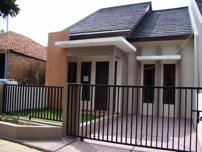Desain Rumah Ideal Minimalis Tipe 45