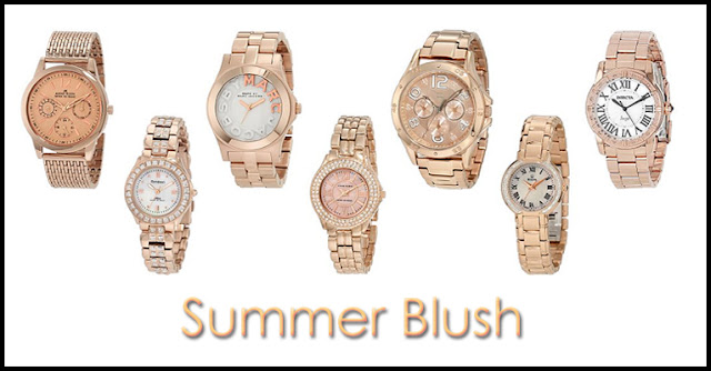 Summer Blush Watches