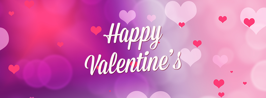Schön Happy Valentineu0027s Facebook Cover