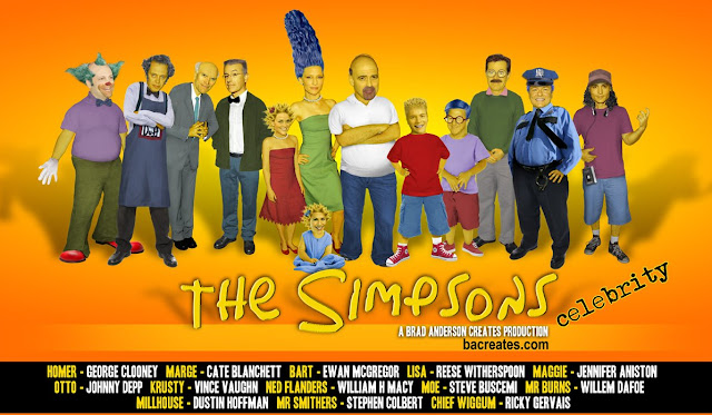 Simpsons Vida Real