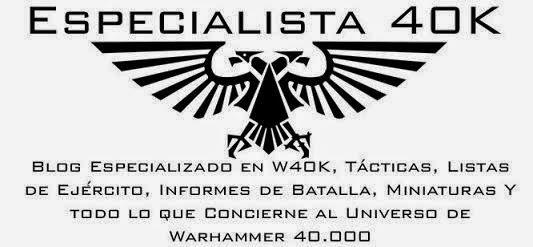 Especialista 40k