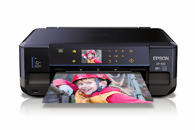 Download Epson XP-610 Small-in-One All-in-One printer Printer Driver and how to install