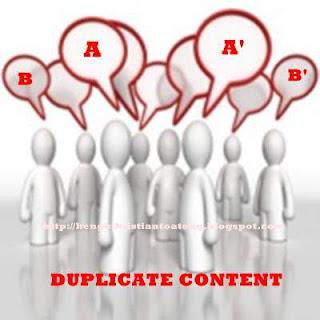 cara menghapus duplikat meta description dan duplikat title tags (konten)
