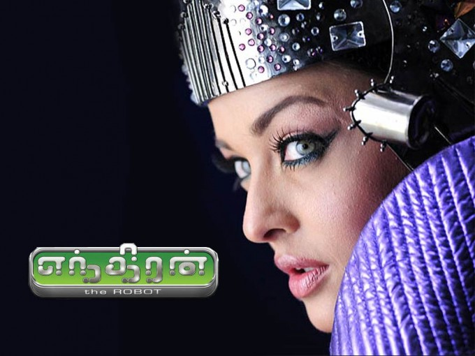 Rajinikanth and Aishwarya Rai in Tamil film Enthiran(The Robot)-12 Post-55-0-59914600-1305792657