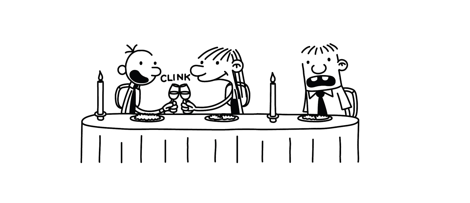 Diary Of A Wimpy Kid Characters The Third Wheel Diary of a Wimpy Kid The