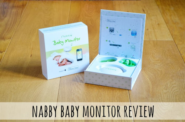 Review // Nabby Baby Monitor