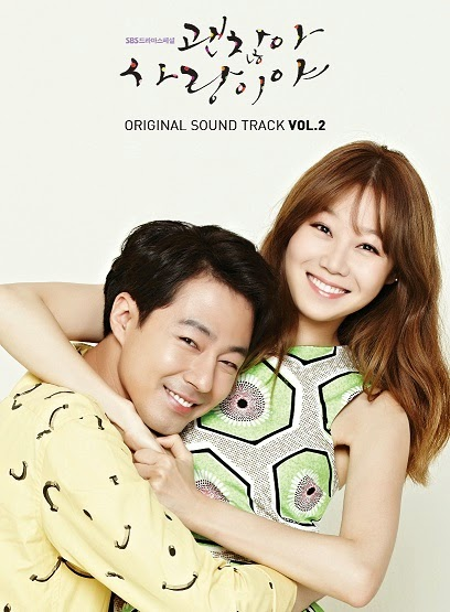 Download OST Album It's Okay It's Love