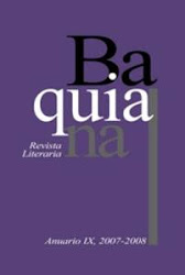 Revista Literaria Baquiana