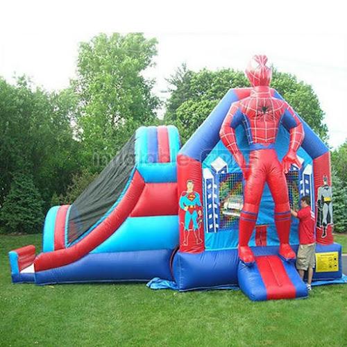 Inflatable-Zone sua diversão garantida!