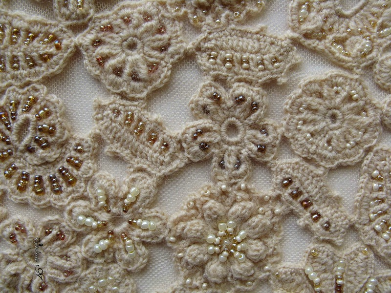 Crocheting With Beads : crochet knit unlimited: Crochet with beads