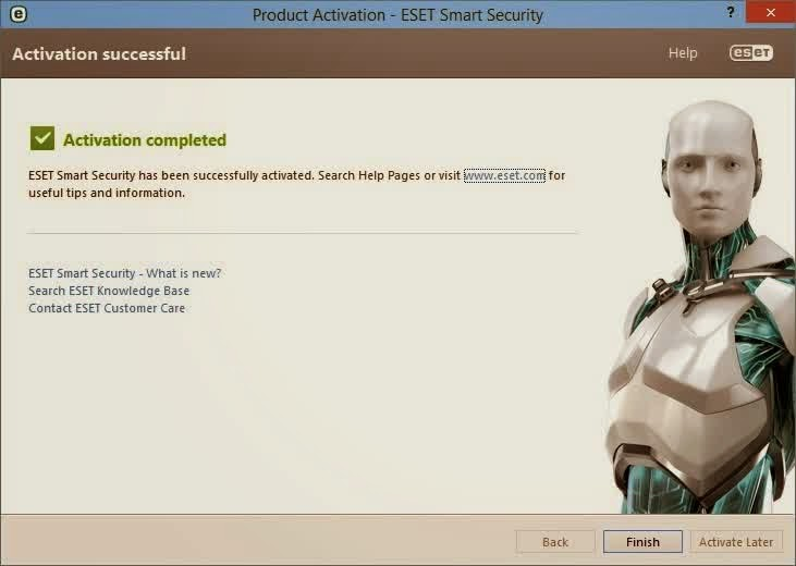 Download ESET Smart Security 8