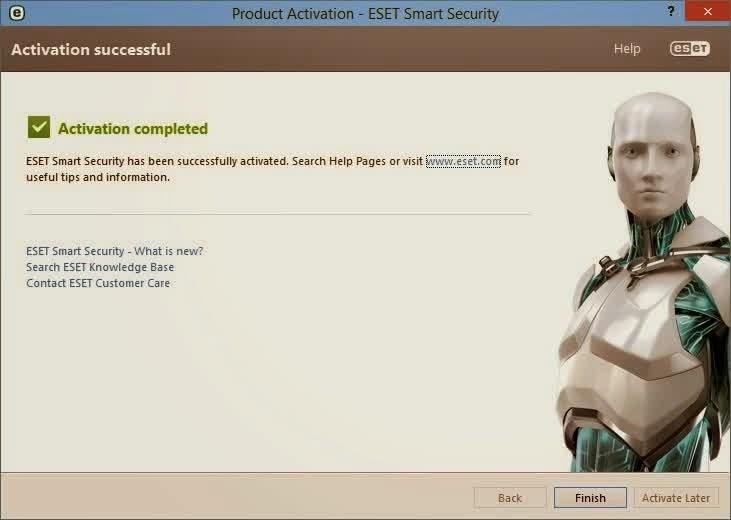 Download ESET Smart Security 8