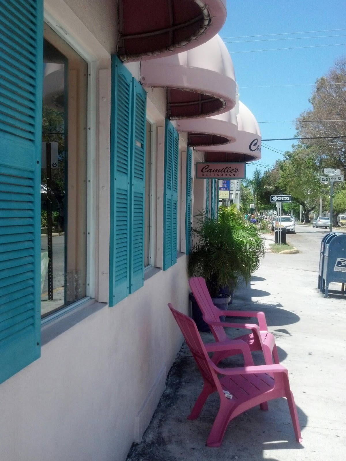 Key West Kendi: Tuesday stops @ Camille\'s and Isle Style