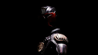 Judge Dredd in Dark 3D Movie HD Wallpaper