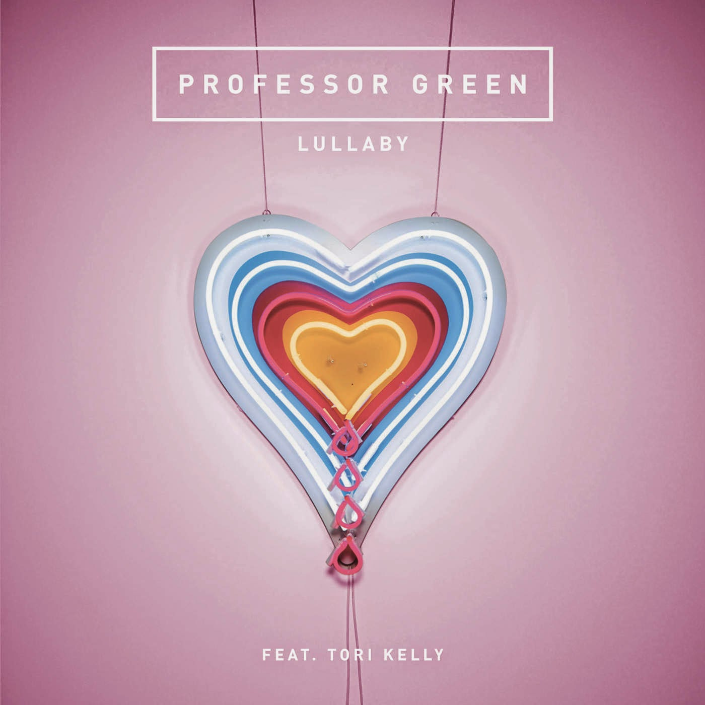 Professor Green - Lullaby (feat. Tori Kelly) - Single Cover