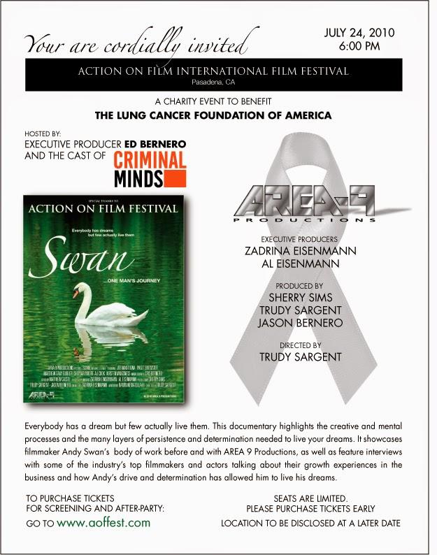 criminal minds cancer awareness fund raiser invitation andy swan image