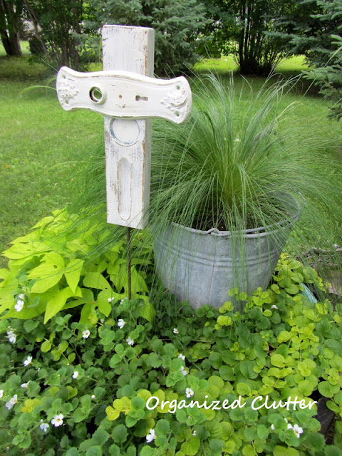 Shabby Garden Crosses