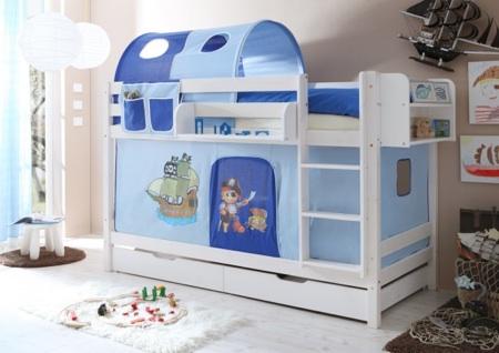 La habitaci n infantil ideas y solucionesblog de moda infantil ropa de beb y puericultura - Caballeros y princesas literas ...