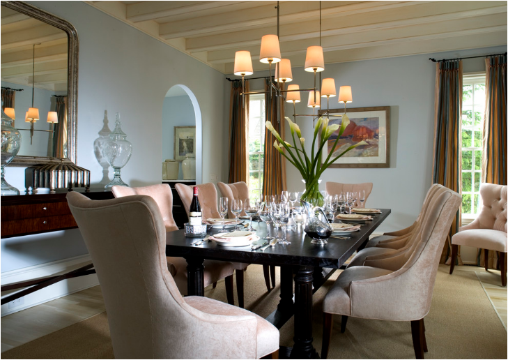 Dining Rooms A Place to Gather | Room Design Inspirations