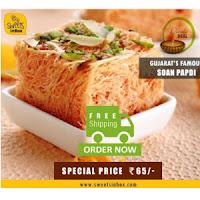 Buy Soan Papdi 400g at Rs 65 :Buytoearn