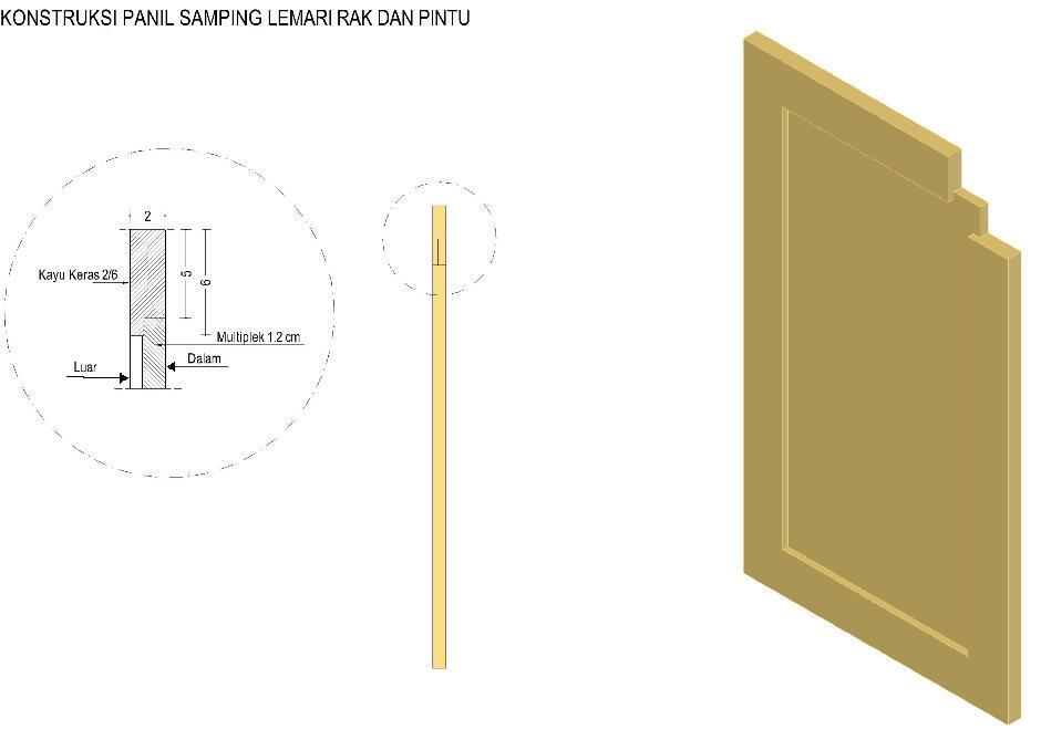 Gambar Almari Makan Sederhana Home Design