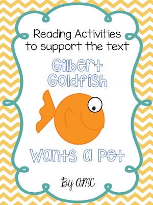 https://www.teacherspayteachers.com/Product/Gilbert-Goldfish-Wants-a-Pet-Reading-Response-Activities-1872019