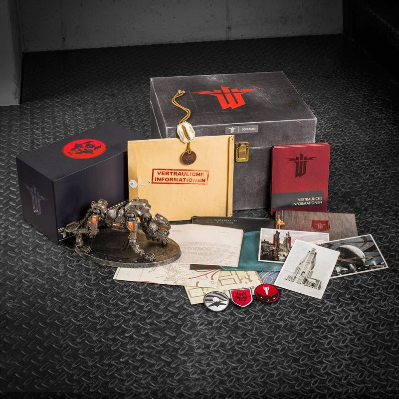 Bethesda-Reveal-WolfenStein-The-New-Order-Panzerhund-Edition-PS4